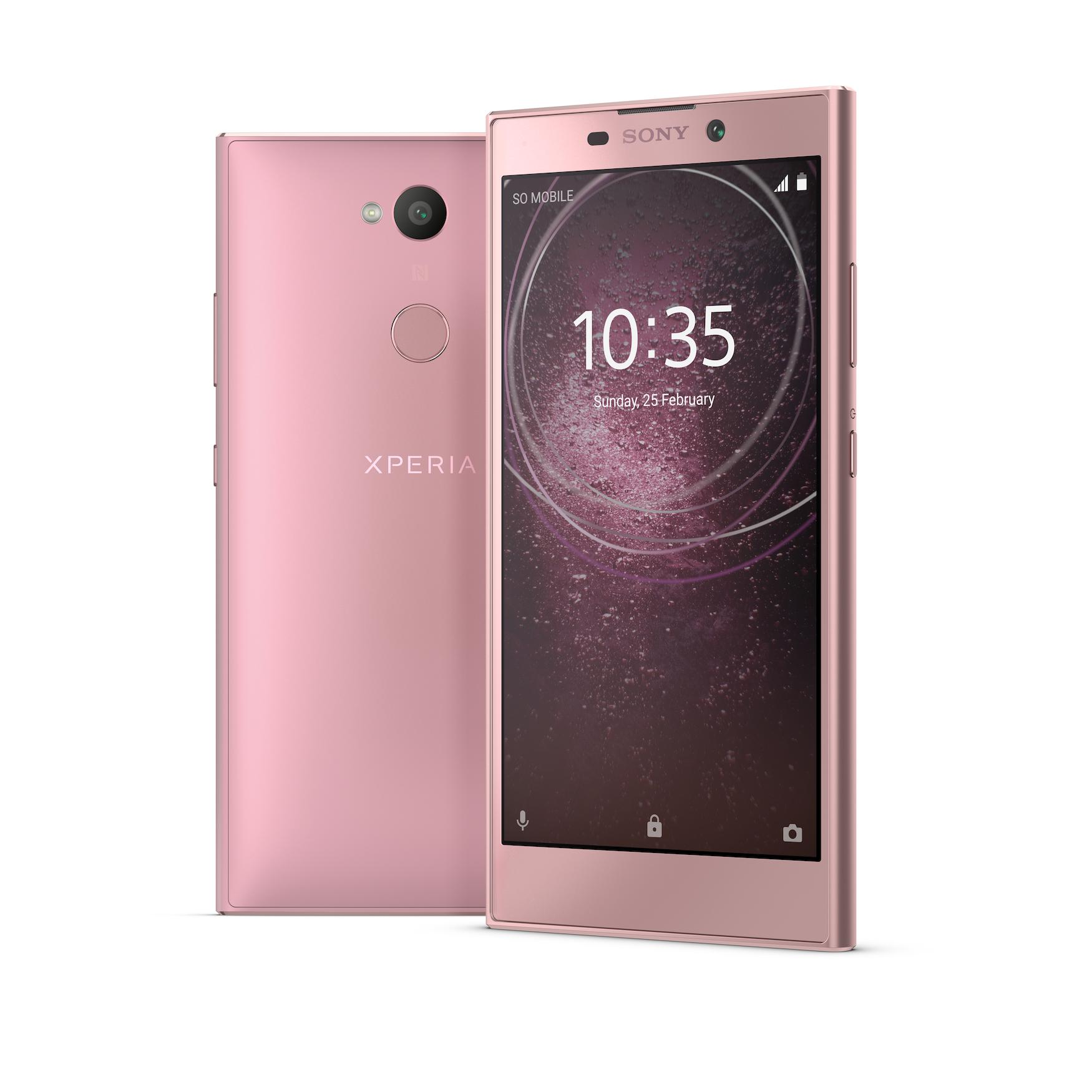 Xperia L2_pink