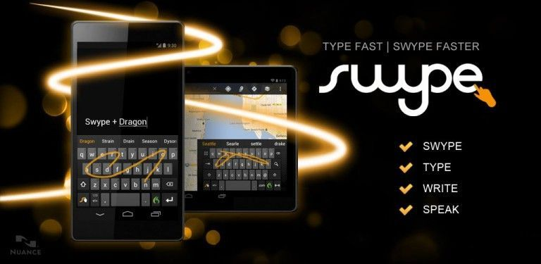 Swype-Keyboard-app