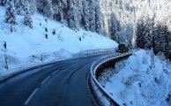 Carreteras nieve