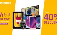 ¡Vuelven los Oh Happy Days del 5 al 7 con descuentos exclusivos online de hasta el 40%!