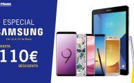 ¡Solo del 16 al 22 Especial Samsung con descuentos de hasta 110€ en smartphones, wearables, tablets y accesorios!