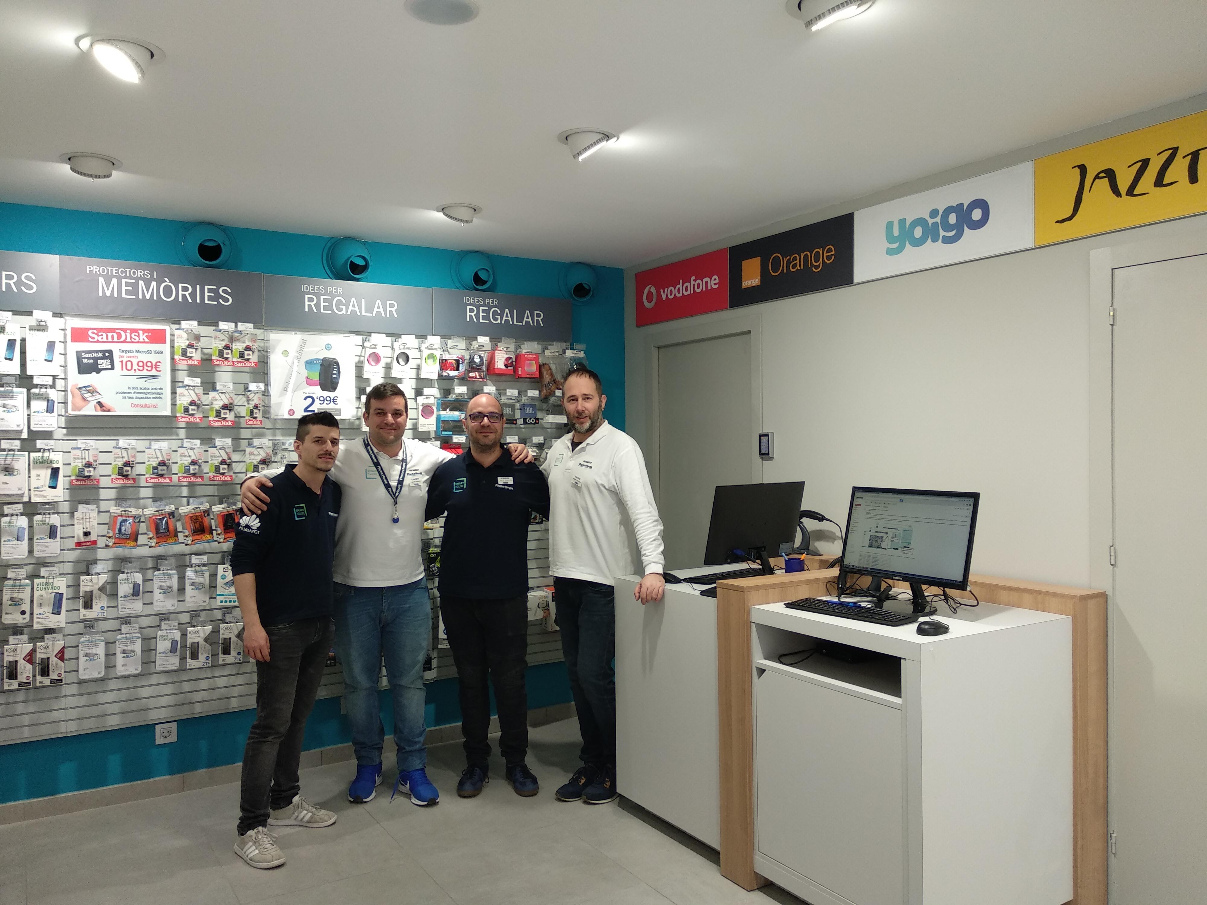 Tienda Phone House - Sabadell (Barcelona)