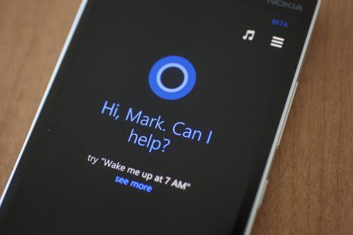 El asistente Cortana