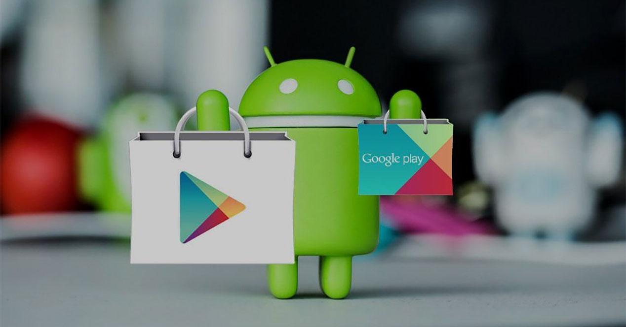 Resultado de imagen para android google play