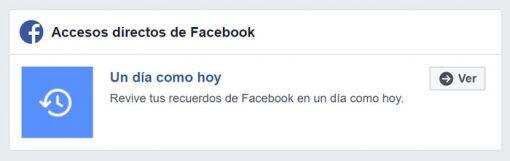tal dia como hoy facebook