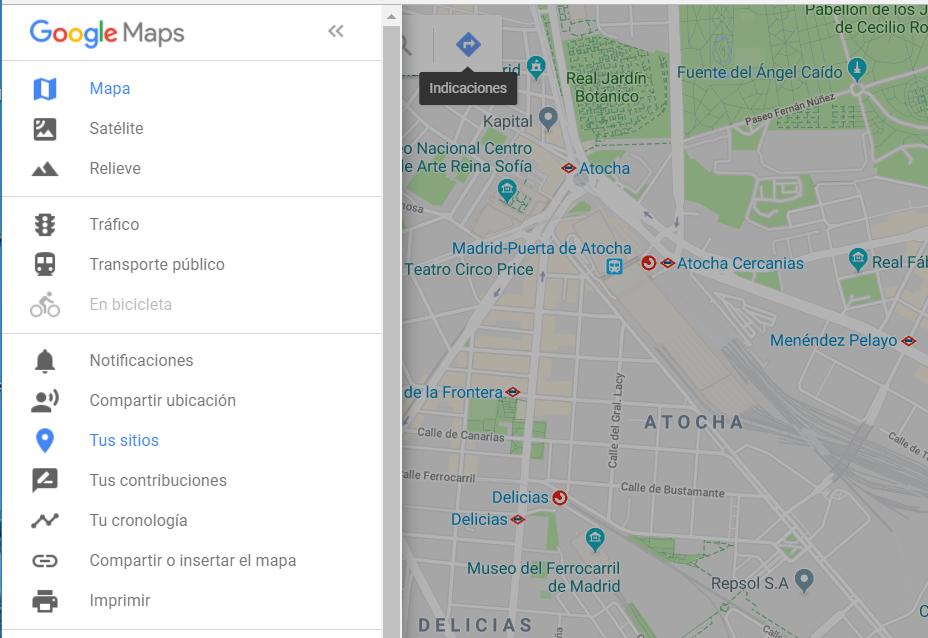 Crear Un Mapa Personalizado.Como Crear Tus Propios Mapas Personalizados En Google Maps