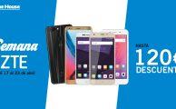 ¡Solo del 17 al 23 de abril descuentos de hasta 120€ en smartphones ZTE!