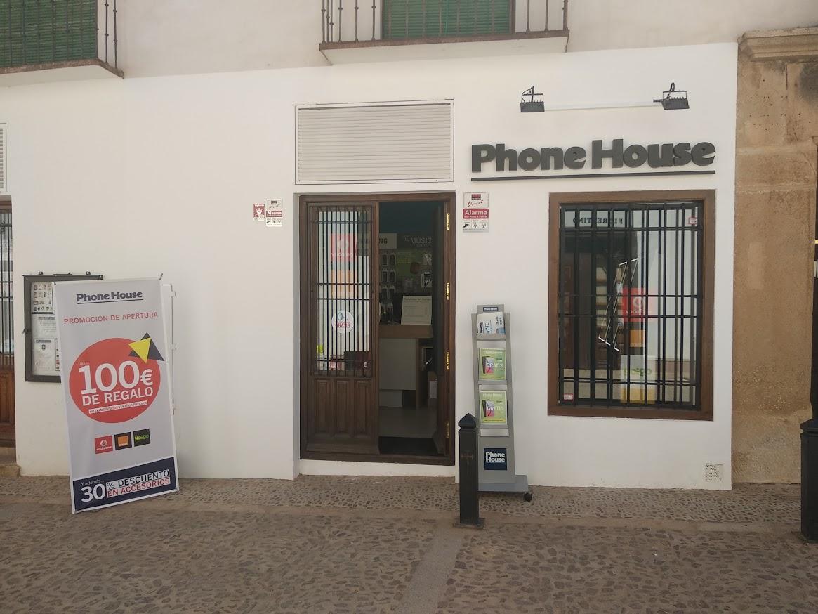 Tienda Phone House - Villanueva de los Infantes1
