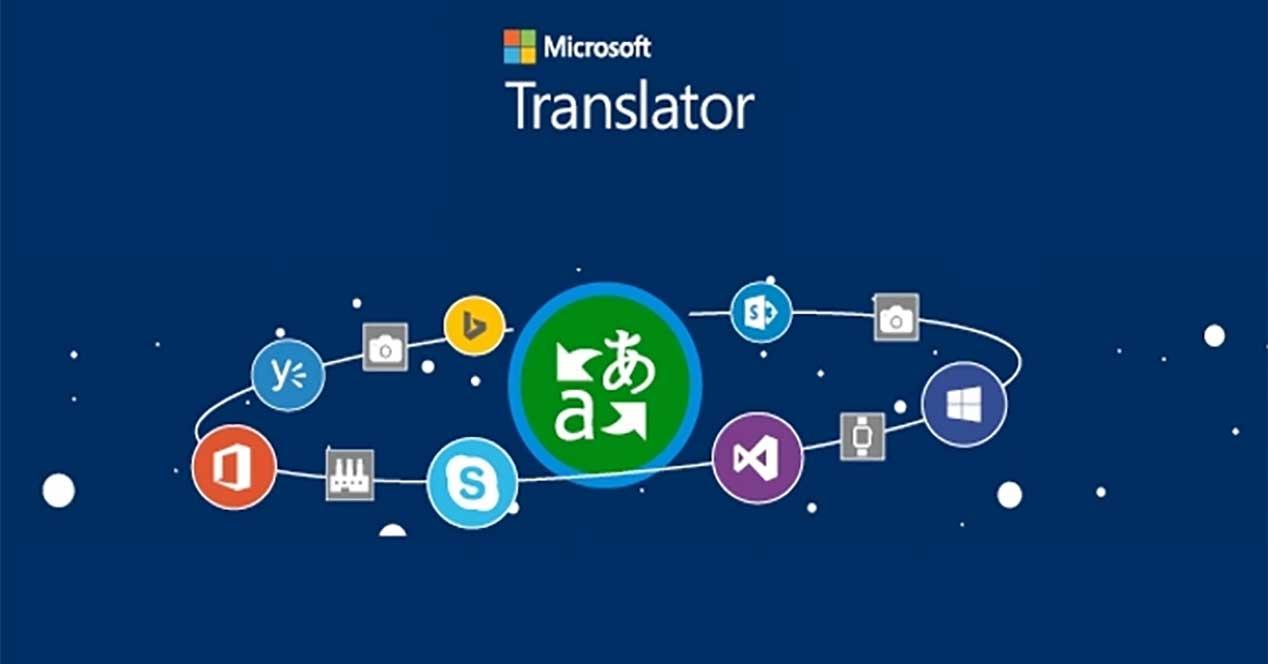 Traductor de Microsoft
