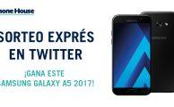 ¡Participa en #PorTuCaraDeMartes y gana un Samsung Galaxy A5 2017!