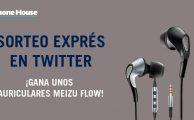 ¡Participa en #PorTuCaraDeMartes y gana unos auriculares Meizu Flow!