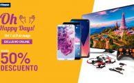 ¡Solo del 3 al 6 de mayo Especial para Mamá con descuentos en smartphones de hasta 130€!