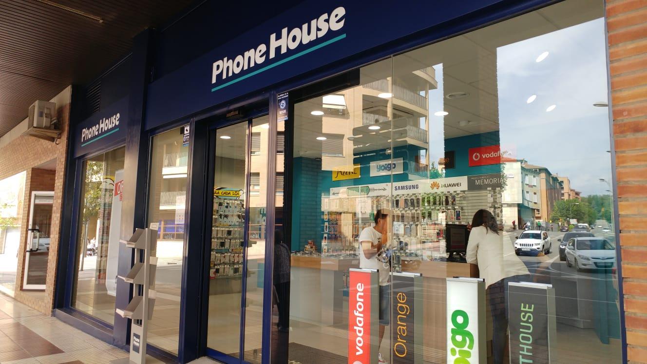Tienda Phone House en Barbastro (Huesca)