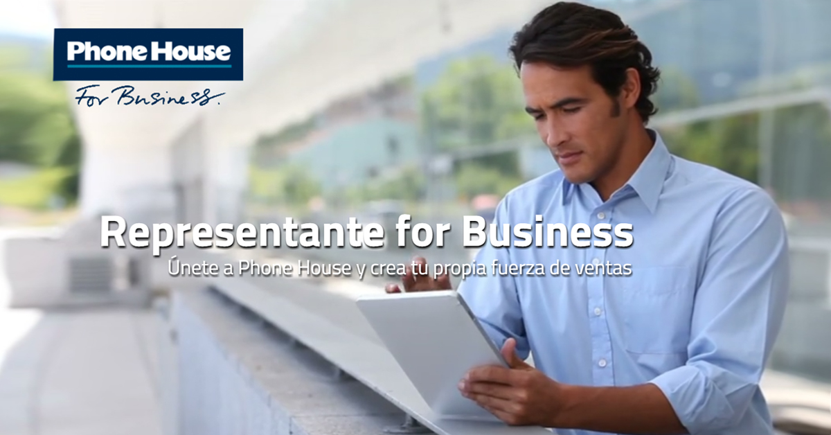 Representante for Business