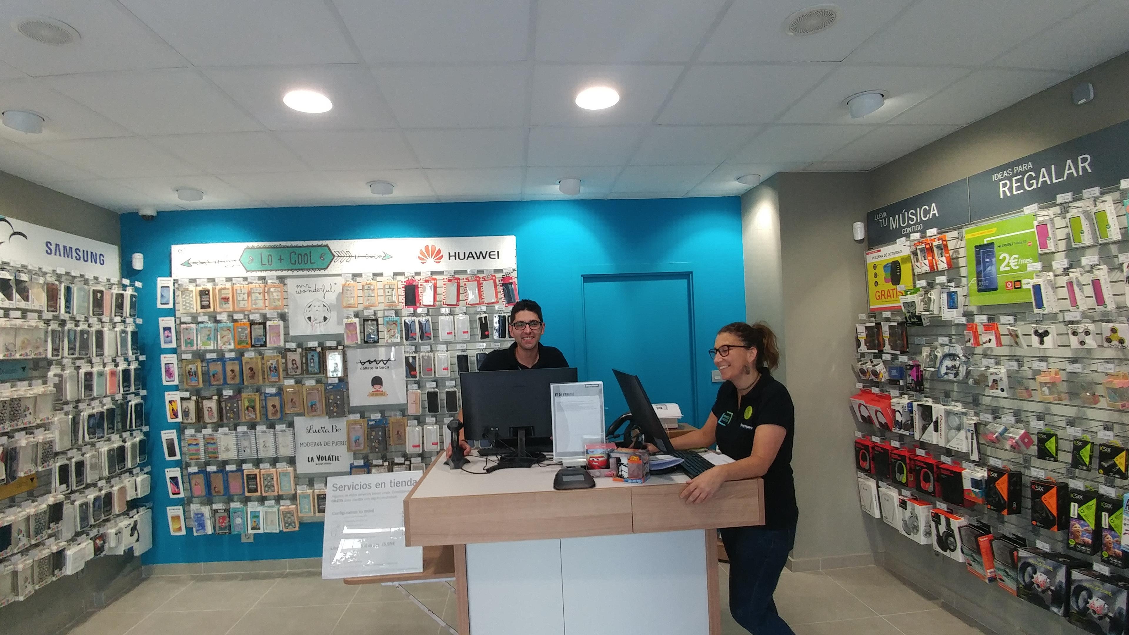 Tienda Phone House en Sada (La Coruña)