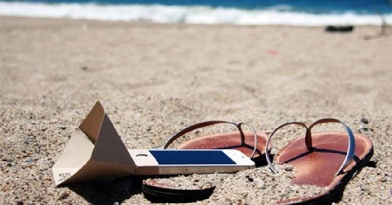 iPhone verano