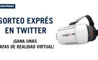 ¡Participa en #PorTuCaraDeMartes y gana unas gafas de Realidad Virtual!