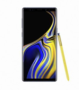 01_Product_Image_Ocean_Blue_galaxynote9_front_pen_blue_RGB