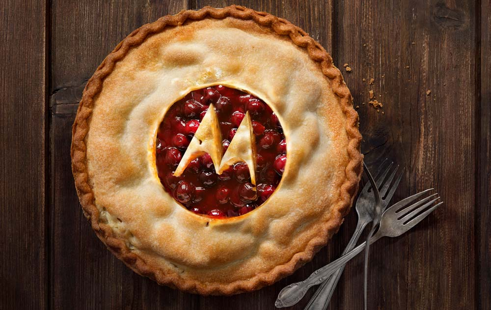Android Pie Motorola