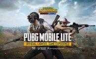 PUBG Mobile Lite, ahora podrás jugar a PUBG en móviles menos potentes