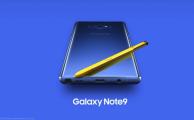 Todas las características del nuevo Samsung Galaxy Note9