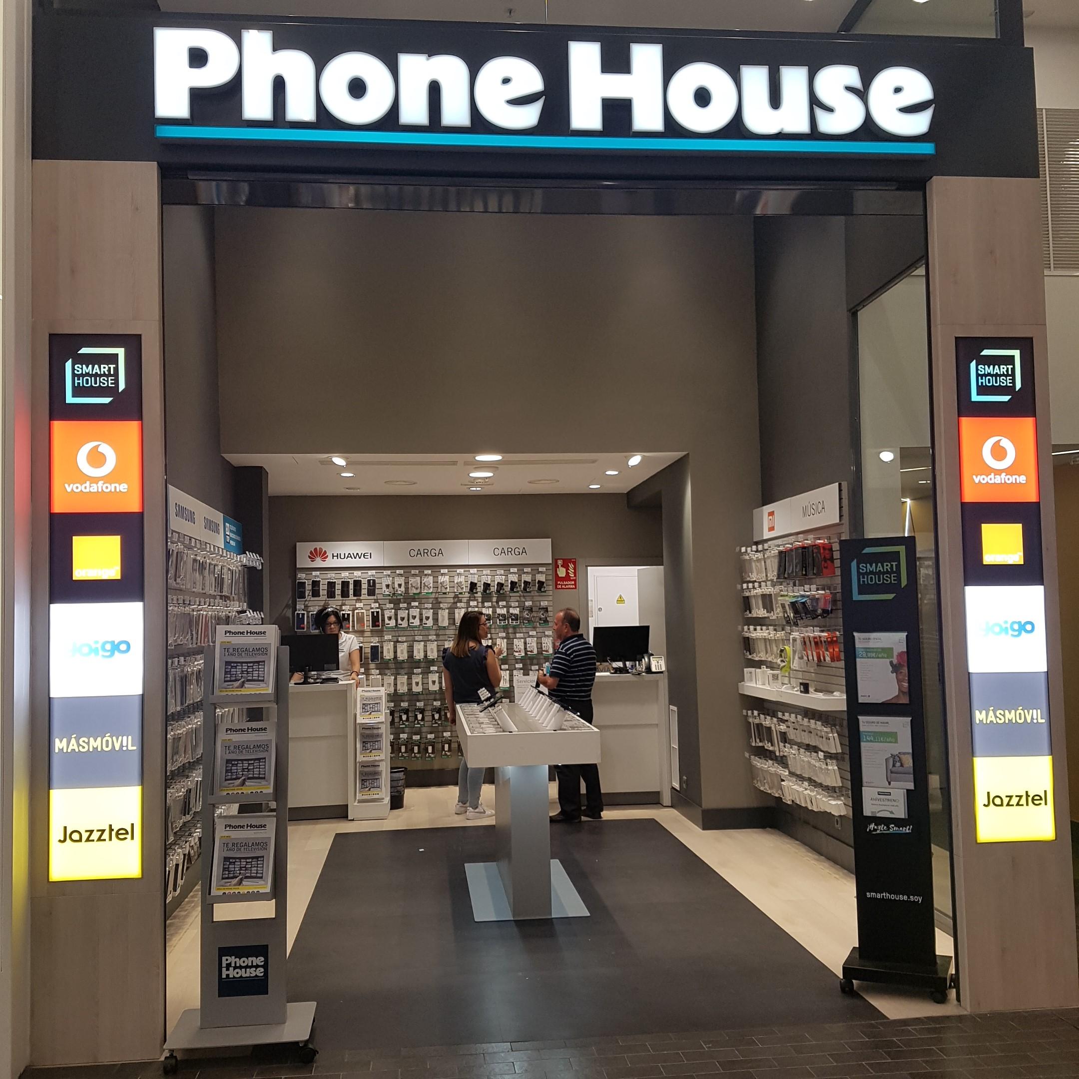 Phone House - Tienda CC Camino de la Plata (Burgos)