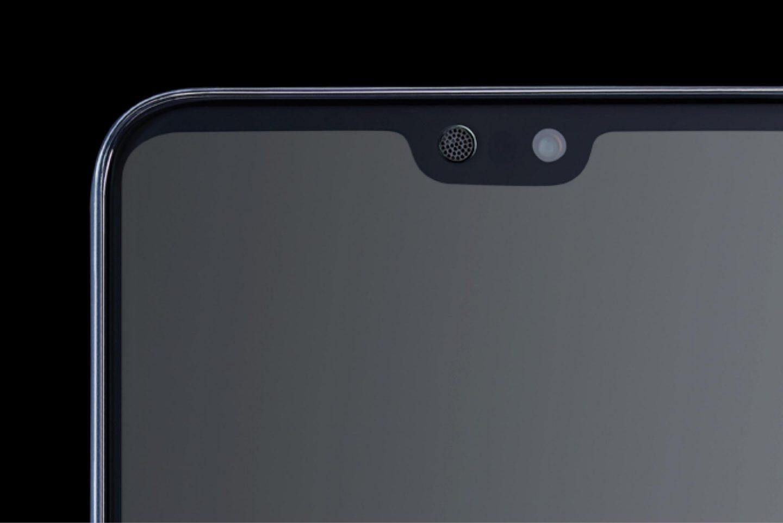 notch Huawei P20