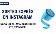 ¡Participa en #PorTuCaraDeMartes y gana un altavoz Bluetooth acuático!