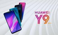 Nuevo Huawei Y9 (2019): pantalla infinita y doble cámara dual
