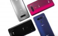 LG trabaja en nuevos móviles con cámara frontal bajo la pantalla