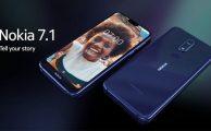 Ya sabemos todas las características del nuevo Nokia 7.1, ya oficial