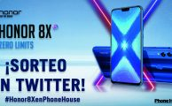 ¡Participa en #Honor8XenPhoneHouse y gana un Honor 8X!