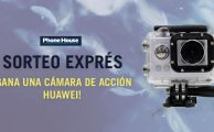 Gana una cámara Huawei