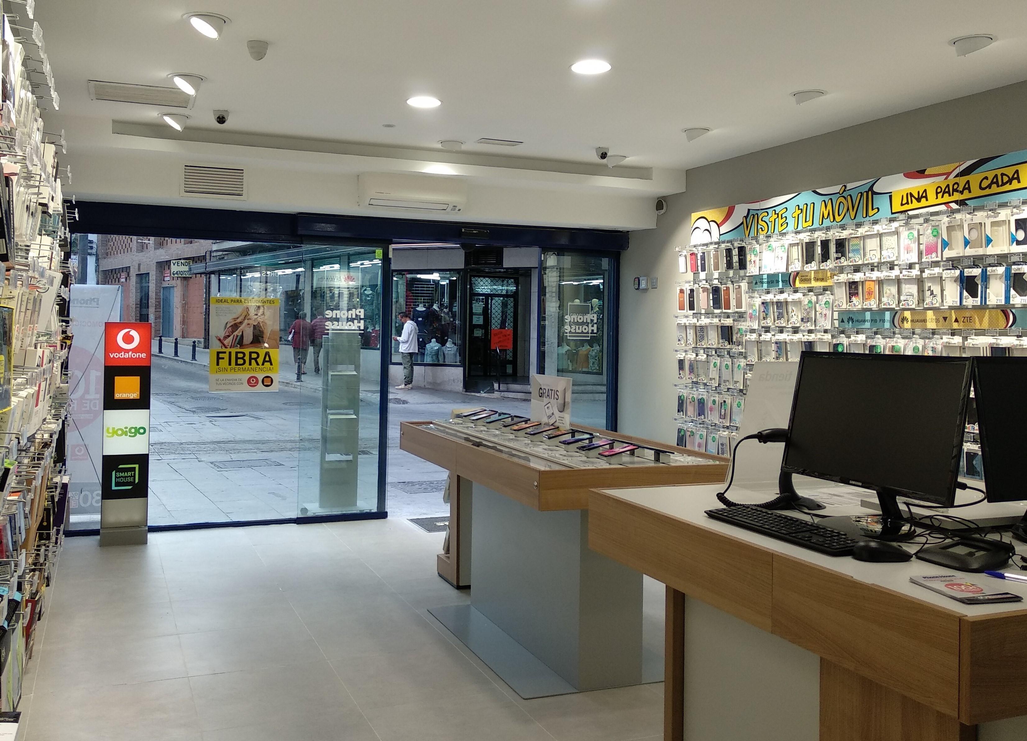 Tienda Phone House - Alcorcón (Madrid)