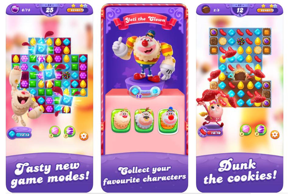 Nuevo Candy Crush Friends Con Personajes En 3d Y Nuevos Modos De