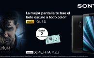¡Participa en nuestro sorteo #XperiaXZ3, regalamos 20 entradas dobles para ver la película VENOM!