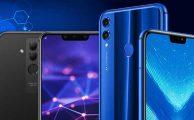 Honor 8X y Huawei Mate 20 Lite, ¿qué similitudes y diferencias hay entre ellos?