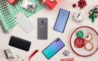 Cuatro teléfonos que serían un regalo de Navidad perfecto