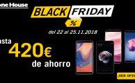 Hasta 420 euros de ahorro en tu nuevo móvil en el Black Friday de Phone House