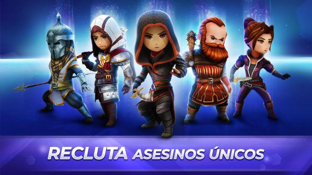Ya Puedes Jugar A Assassin S Creeden Tu Movil O Tablet Blog