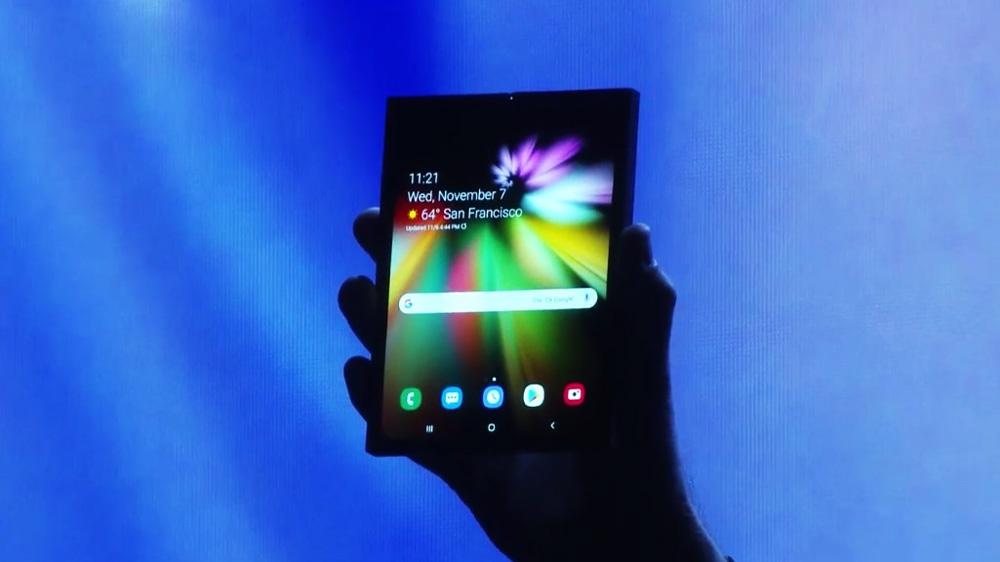 Samsung-pantalla-plegable