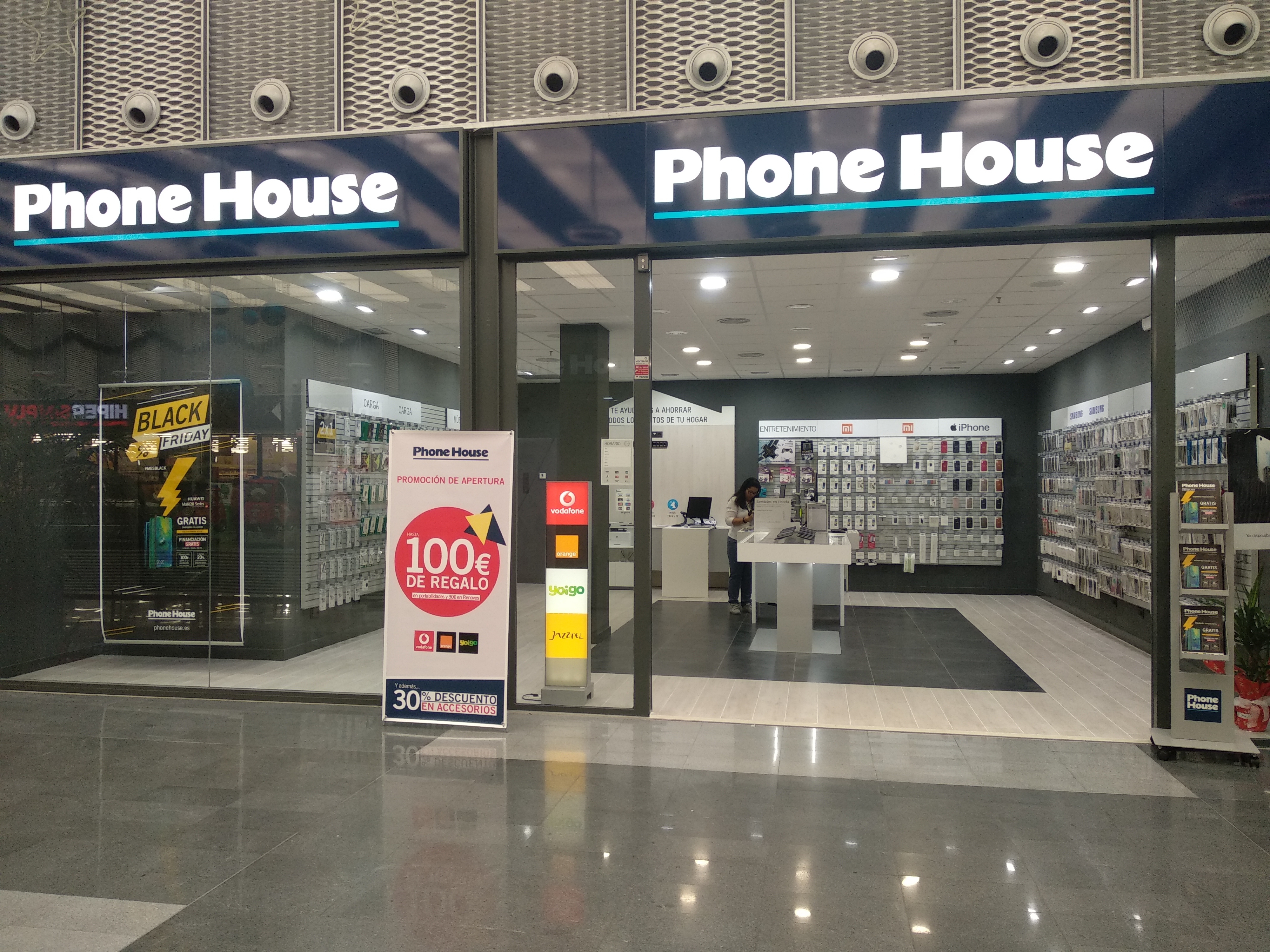 Tienda Phone House Golmayo