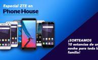 Consigue regalos y un móvil ZTE con hasta 30% de descuento en los Días ZTE