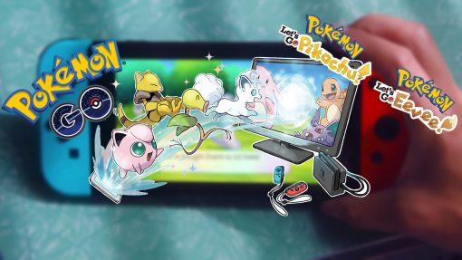 Pokemon tranfesencia GO a Lets Go