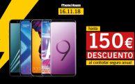 Solo hoy, 16 de noviembre, descuentos de hasta 150€ en los mejores móviles ¿cómo conseguirlo?