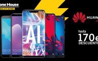 Fin de semana de ofertas: hasta 170 euros de descuento en Huawei