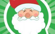 Los mejores stickers de Navidad para WhatsApp