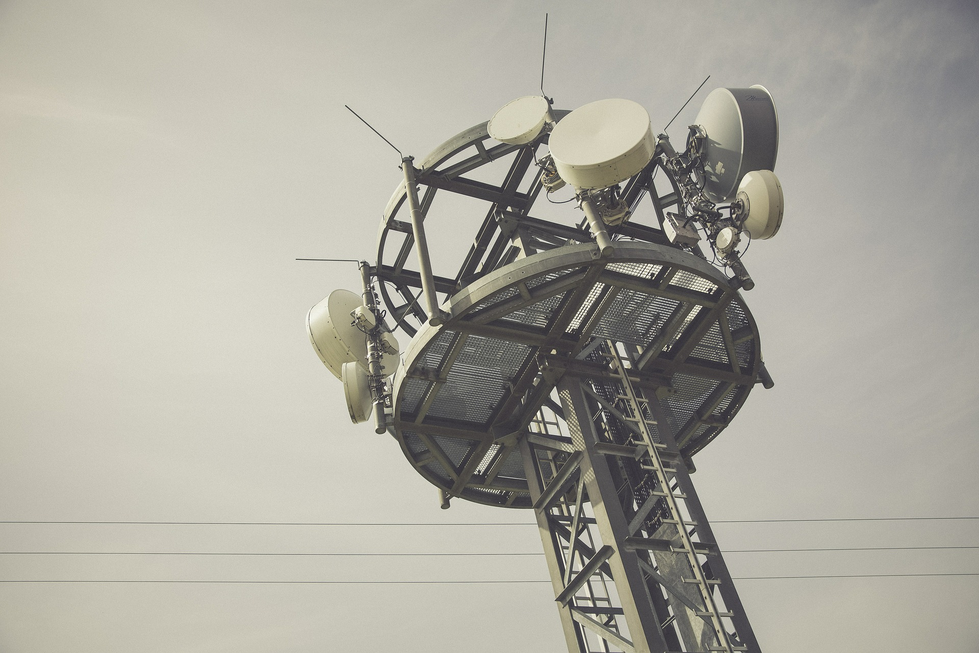 Antena telecomunicacion