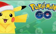 Pokemon GO Pikachu Navidad