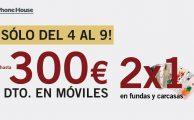 Descuento 300 euros móviles